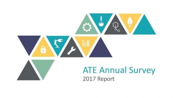 ATE survey graphic