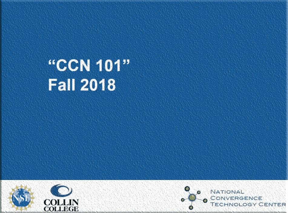 CCN101