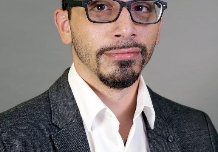 Elias Marcet Headshot